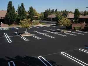 Parking Lot Installation in Fresno, Merced, and Visalia